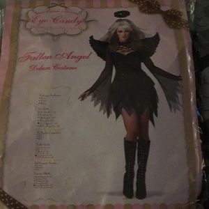 Other Brand New Womans Fallen Angel Costume Poshmark